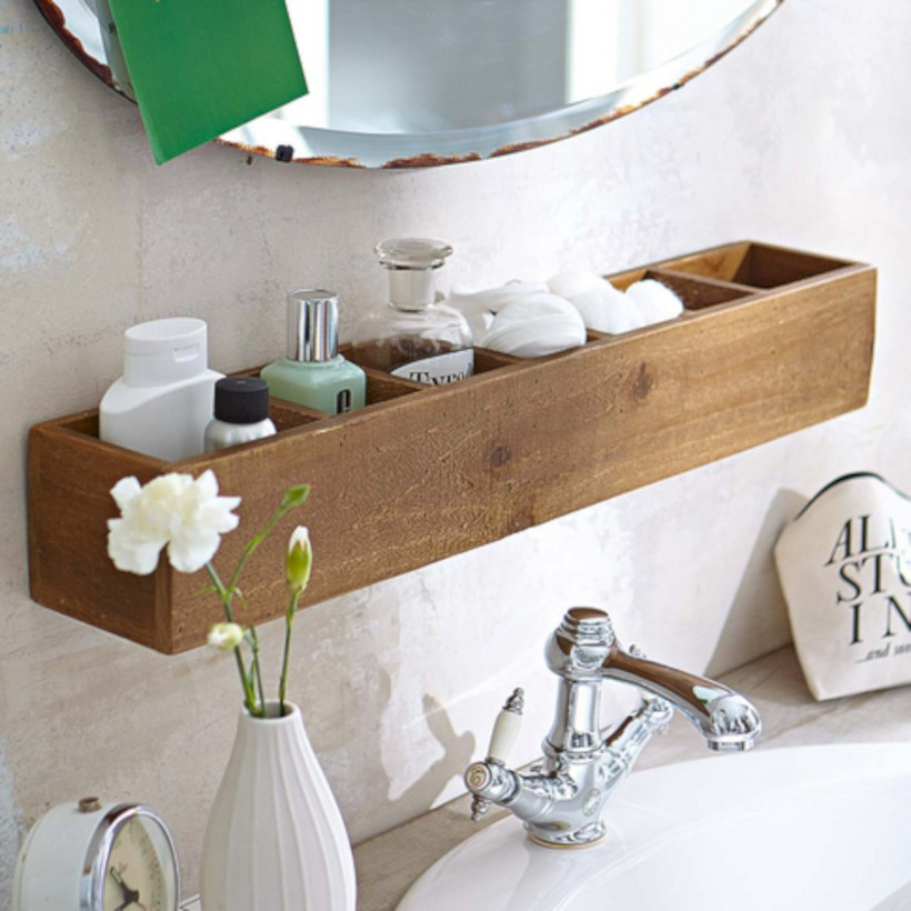 56 Creative Storage Bathroom Ideas for Space Saving