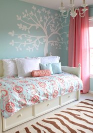 Cute baby girl bedroom decoration ideas 04