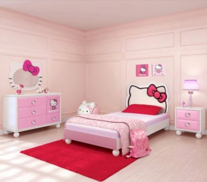 Cute baby girl bedroom decoration ideas 14