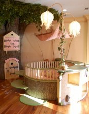Cute baby girl bedroom decoration ideas 15