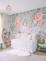Cute baby girl bedroom decoration ideas 22