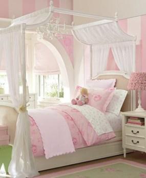 Cute baby girl bedroom decoration ideas 25
