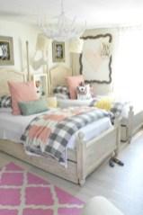 Cute baby girl bedroom decoration ideas 46