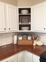 Decorate awesome kitchen with farmhouse cabinet (9)