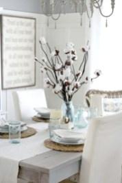 Elegant halloween living room decoration ideas 51