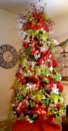 Fun and cute colorful christmas decoration ideas 18