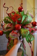 Fun and cute colorful christmas decoration ideas 20