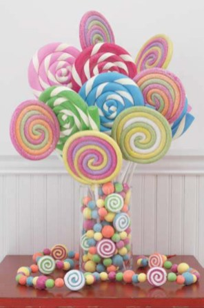 Fun and cute colorful christmas decoration ideas 31