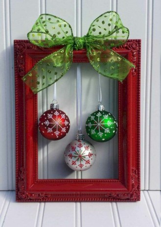 Fun and cute colorful christmas decoration ideas 47