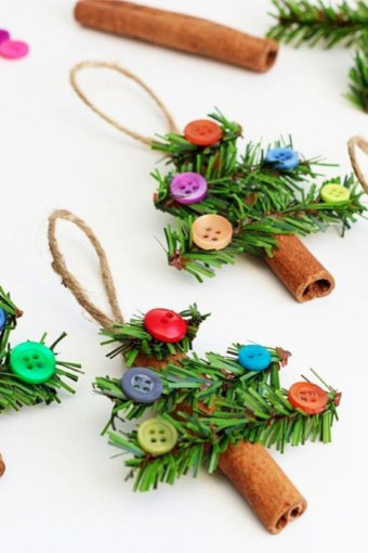 Fun and cute colorful christmas decoration ideas 49