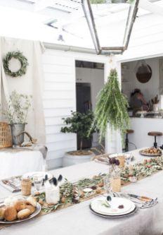 Gorgeous rustic christmas table settings ideas 17 17