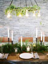 Gorgeous rustic christmas table settings ideas 19 19