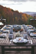 Gorgeous rustic christmas table settings ideas 26 26