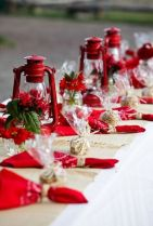 Gorgeous rustic christmas table settings ideas 3 3