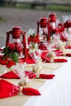 Gorgeous rustic christmas table settings ideas 3 3