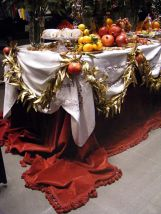 Gorgeous rustic christmas table settings ideas 44 44