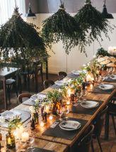 Gorgeous rustic christmas table settings ideas 45 45