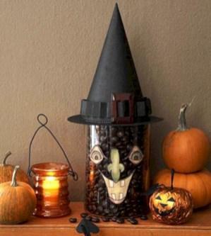 Great halloween mantel decorating ideas 57