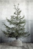Ideas how to make minimalist christmas décoration 11