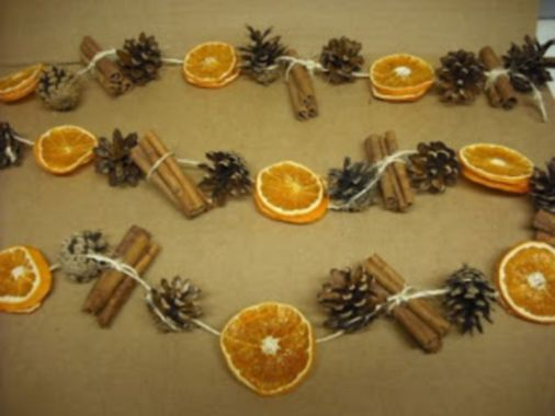 Ideas how to make minimalist christmas décoration 14