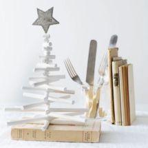 Ideas how to make minimalist christmas décoration 15