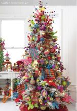 Ideas how to make minimalist christmas décoration 25