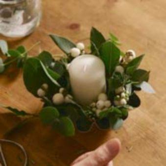 Ideas how to make minimalist christmas décoration 44
