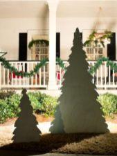 Ideas how to make minimalist christmas décoration 46