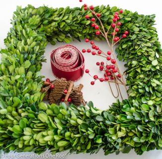 Ideas how to make minimalist christmas décoration 51