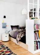 Industrial bedroom designs ideas for small spaces 13