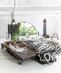 Industrial bedroom designs ideas for small spaces 15