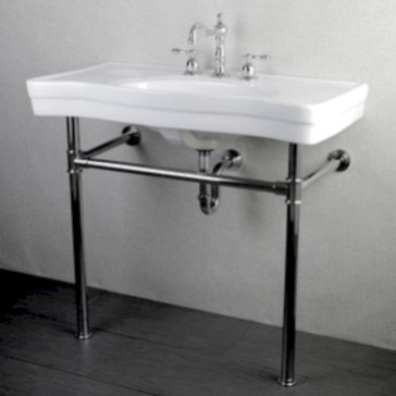 Industrial vintage bathroom ideas (27)