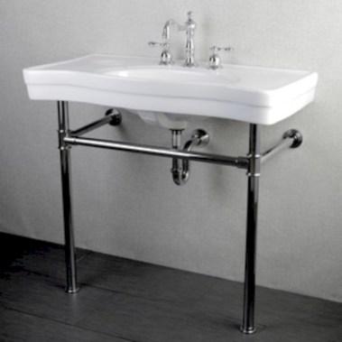 Industrial vintage bathroom ideas (27)