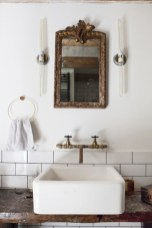 Industrial vintage bathroom ideas (56)