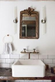Industrial vintage bathroom ideas (56)