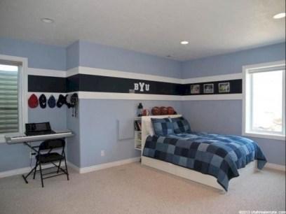 Inspiring bedroom design for boys 10