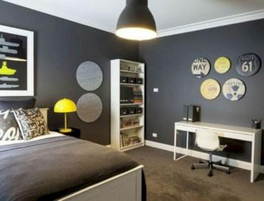 Inspiring bedroom design for boys 38