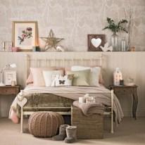 Inspiring christmas bedroom décoration ideas 08