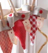 Inspiring christmas decoration ideas using plaid 10