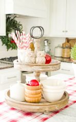Inspiring christmas decoration ideas using plaid 35