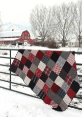 Inspiring christmas decoration ideas using plaid 37