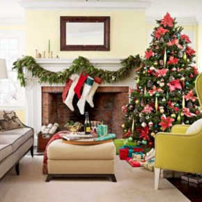 Inspiring christmas decorations ideas with traditional touch 07
