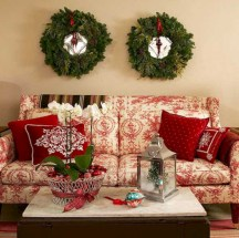 Inspiring christmas decorations ideas with traditional touch 13