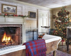 Inspiring christmas decorations ideas with traditional touch 14