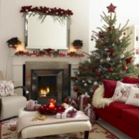 Inspiring christmas decorations ideas with traditional touch 18