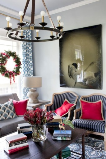 Inspiring christmas decorations ideas with traditional touch 20