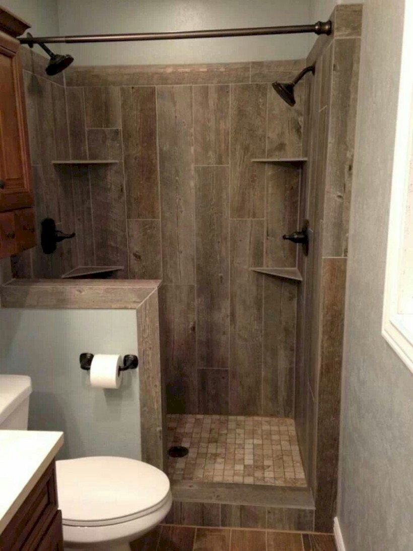 Inspiring diy bathroom remodel ideas (12)