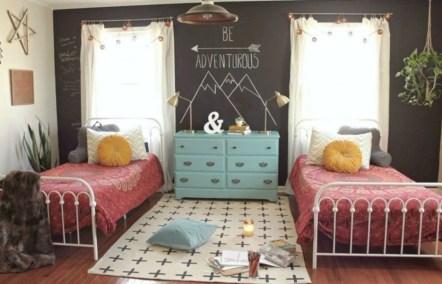 Inspiring earth color bedroom designs ideas 05