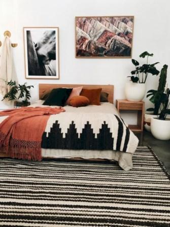 Inspiring earth color bedroom designs ideas 32