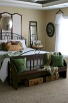 Inspiring earth color bedroom designs ideas 33